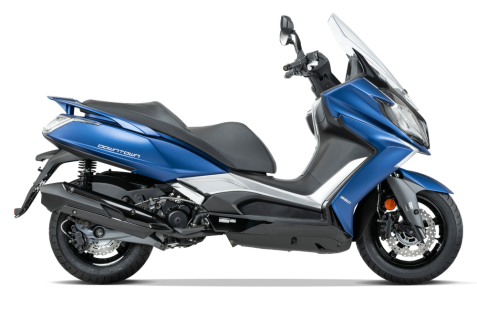 Kymco New Downtown 350i ABS + TCS