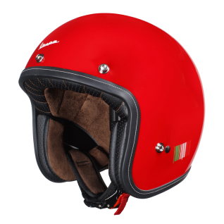 Vespa Jethelm P-Xential 2.0 rot (rosso dragon)