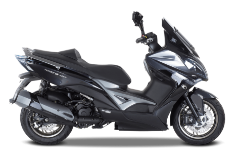 Kymco Xciting 400i ABS 3