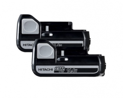 Hitachi Booster Pack 2 x BSL 1425 (14, 4 V, 2, 5 Ah)