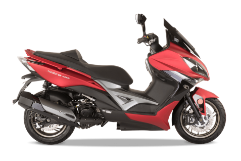 Kymco Xciting 400i ABS 2