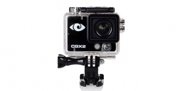 Original CGX2 Action Cam Full HD 4K 1080p WiFi wasserdicht Cyclops Gear