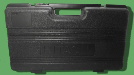 Hitachi Plastik-Transportkoffer groß H45MR