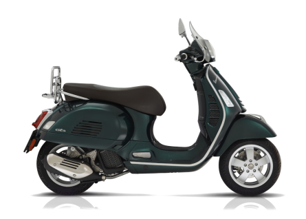 Vespa GTS Touring 125 iGet ABS Modell 2019