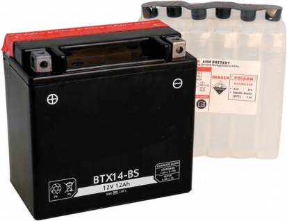 Batterie Import CTX14-BS