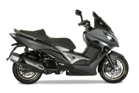 Kymco Xciting 400i ABS 1