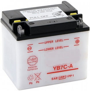 HHH-Power Batterie CB7C-A