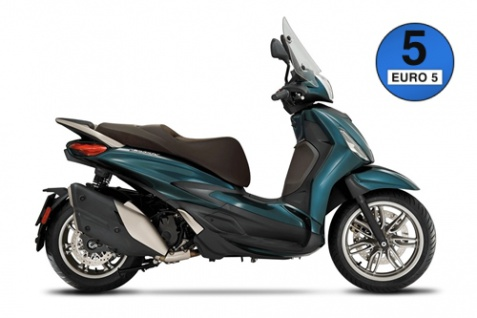 Piaggio Beverly 400 ABS ASR Modell 2021