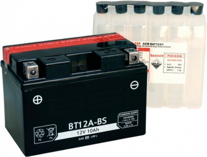 Batterie CTX12A-BS = YT12A-BS