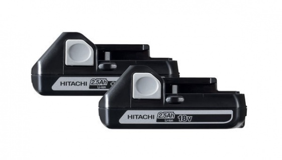 Hitachi Booster Pack 2 x BSL 1825 (18 V, 2.5 Ah)