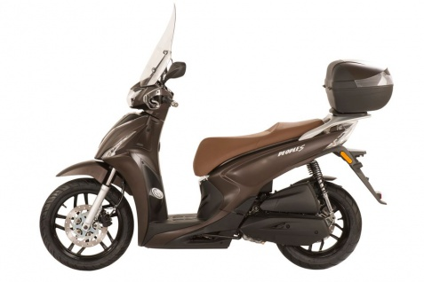 Kymco New People S 125i ABS Euro 4