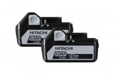 Hitachi Booster Pack 2 x BSL 1850 (18 V, 5, 0 Ah)