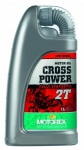 Motorex Motoröl Cross Power 2T 1 Liter