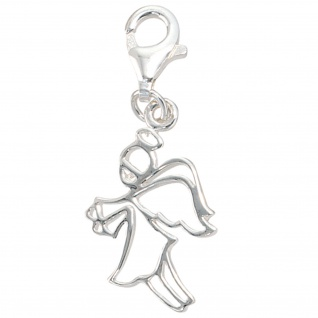 Einhänger Charm Engel Schutzengel 925 Sterling Silber