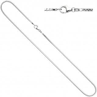 Venezianerkette 925 Silber 1, 8 mm 70 cm Halskette Kette Silberkette Karabiner