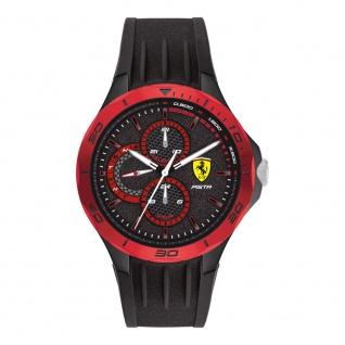 Ferrari Pista 0830721 Herrenuhr