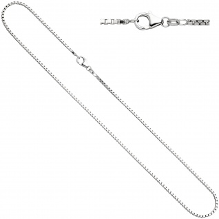 Venezianerkette 925 Silber 1, 8 mm 45 cm Halskette Kette Silberkette Karabiner