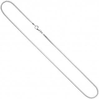 Venezianerkette 925 Silber 1, 8 mm 50 cm Halskette Kette Silberkette Karabiner - Vorschau 2