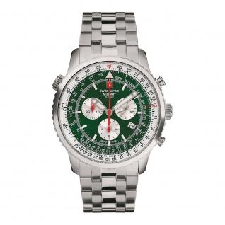 Swiss Alpine Military 7078.9134SAM Herrenuhr Chronograph