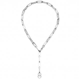 Y-Collier Halskette Edelstahl 55 cm