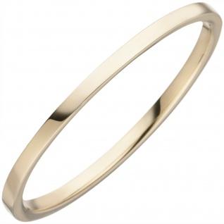 Damen Ring schmal 333 Gold Gelbgold Goldring