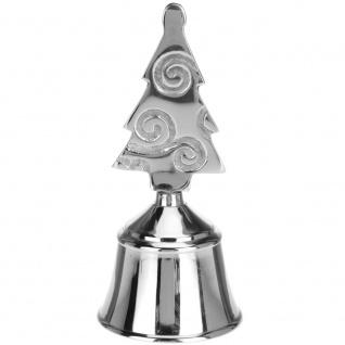 Dekorative Tischglocke - Weihnachtsbaum - Home Styling Collection