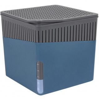 Feuchtigkeitsabsorber, Adsorptionsentfeuchter - unterstützt bis zu 80 m3 Luft, 16, 5 x 15, 7 x 16, 5 cm, WENKO