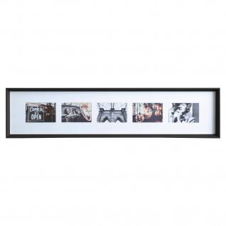Bilderrahmen für 5 Fotos AXEL, 22 x 97 cm