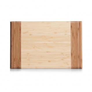 Zeller Schneidebrett 30 x 20 x 1.8 cm, Bamboo