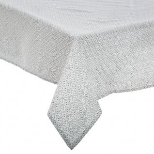 Tischdecke, schmutzabweisend, 140 x 240 cm
