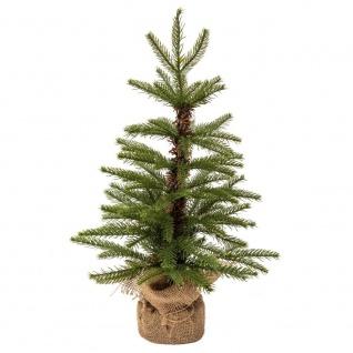 Künstlicher Weihnachtsbaum HELSINKI, Höhe 50 cm - Fééric Lights and Christmas