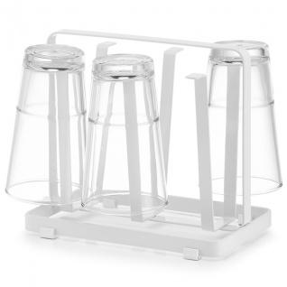 Tassen und Gläser Tassen Designer Chrom Metall Küchentrockner, leicht zu reinigen.