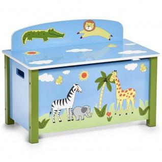 Zeller, Spielzeugkiste Safari- Sitz, 2in1 - Vorschau 4