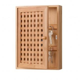 Zeller, Schlüsselkasten, Bamboo