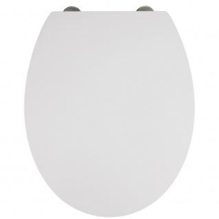 WENKO Premium WC-Sitz Mora Duroplast , mit Absenkautomatik