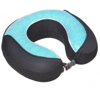 Reise-Häkeln mit Verschluss, 30x28 cm, blau - 5five Simple Smart
