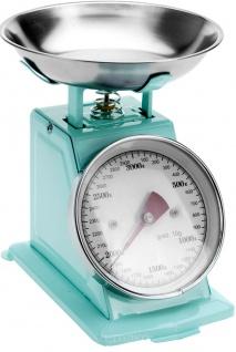 Retro Küchenwaage 3 kg