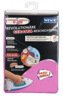Bügeltischbezug Universal Keramik Pink Universalgröße - WENKO - Vorschau 2