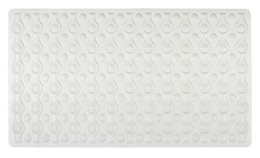 Gummimatte für Duschwanne oder Badewanne, Anti-Rutsch-Badezimmer-Gehweg ROCHA - 70 x 40 cm, WENKO