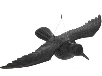 Taubenschreck Pack Krähe Rabe Taubenabwehr Vogelschreck Lockvoge