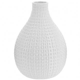 Vase aus Keramik, 26 x Ø 19 cm, verschiedene n