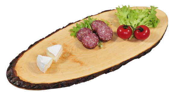Rinden-Servierbretter, Dekoratives Schneidebrett, Küchenbrett, Küchenzubehör