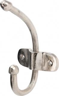 Haken, dekorative Aufhänger - Aluminium