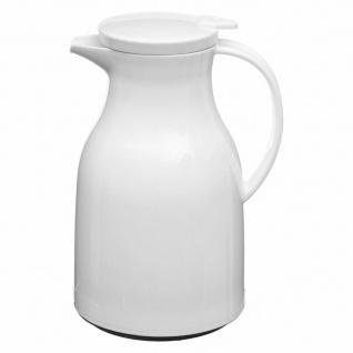 Tee- und Kaffeekanne aus Kunststoff, elegante Konferenzthermoskanne - 950 ml, SECRET de GOURMET
