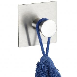 Badetuchhalter, Wandhalter aus Stahl - WENKO
