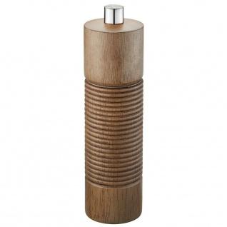 Pfeffer- und Salzmühle TEDORO, 18 cm, braun