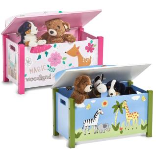 Zeller, Spielzeugkiste Safari- Sitz, 2in1 - Vorschau 1