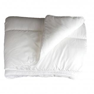 Decke Bett 2 Personen, 220 X 240 cm, Confort, Polyester Unifarben, Ohne - Douceur d'intérieur