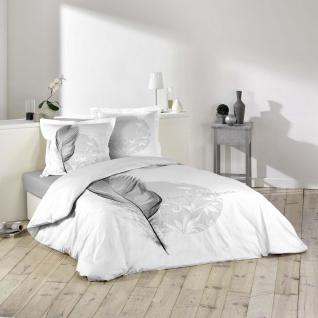 Bettwäsche aus Baumwolle THREAD EVE, 200 x 200 cm - Douceur d'intérieur
