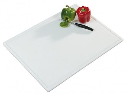 Schneidebrett, Kunststoffschale zum Servieren von Aufschnitt und Käse